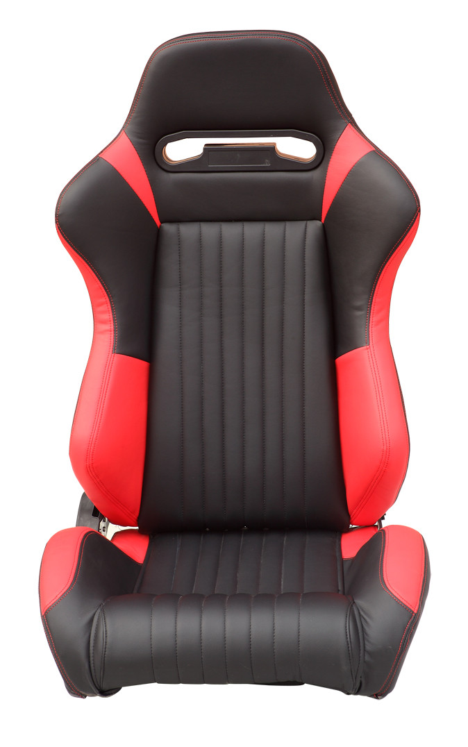 Easy Installation Sport Racing Seats With Adjuster / Slider Car Seats